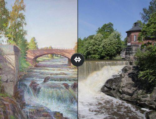 Ennen-tulevaisuudessa: Vapaa Vantaanjoki