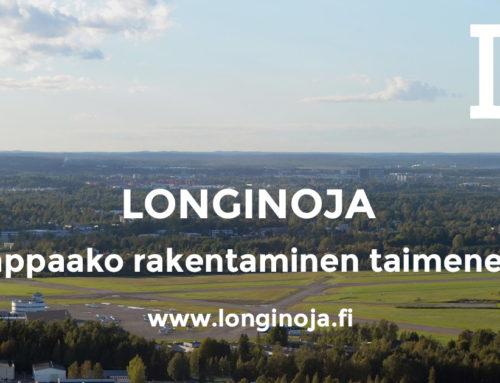 Malmin lentokentän rakentaminen uhka vai mahdollisuus Longinojalle?