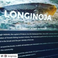 now a small information page is also in English at http://longinoja.fi/english