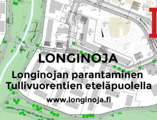 Tullivuorentien alueen kehittäminen Longinojan näkökulmasta