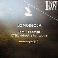 Viisi kysymystä haastateltavana Tomi Freeman, Vuoden Vaatesuunnittelija vuodelta 2012. Nyt www.longinoja.fi @ freeman_ctrl