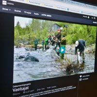 Nyt Yle Areenassa Vaeltajat, Longinoja vahvasti esillä tässä vaelluskalojen ahdingosta kertovassa dokumentissa. Linkki www.longinoja.fi sivuilla.