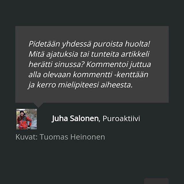 Seuraava artikkeli työnalle www.longinoja.fi -sivuille.