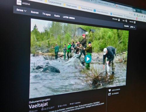 Video: Yle Dokumenttiprojekti – Vaeltajat