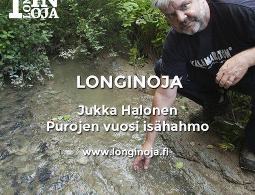 Vantaalla on upea Purojen teemavuosi menossa. Saimme teemavuoden isän Jukka Halosen haastateltavaksi.