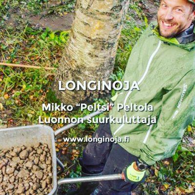 @mikkopeltola vastasi Longinoja.fi Viisi kysymystä -haastattelusarjaan. Mikä on Peltsin sykähdyttävin luontohetki Helsingissä ja miten jäätelöauto liittyy siihen?