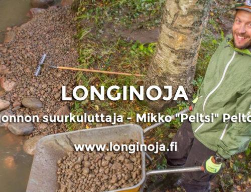 """Viisi kysymystä: Luonnon suurkuluttaja – Mikko """"Peltsi"""" Peltola"""