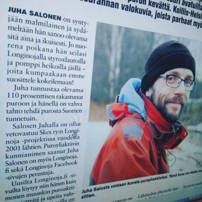 Upea juttu Koillis-Helsingin Lähitiedossa.
