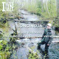 www.longinoja.fijulkaistu seuraava Viisi kysymystä -haastattelusarjan postaus. Vuorossa Manu Vihtonen ( @vihtonen ).
