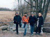 Outomaa crew tapasi Longinojan aktiivit! Longinoja on yksi kevään kuvauskohteitamme. Suosittelemme tutustumaan @longinoja