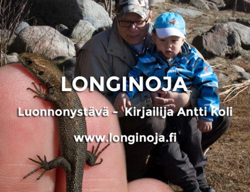 Viisi kysymystä: Käärmeiden ja luonnonystävä – kirjailija Antti Koli