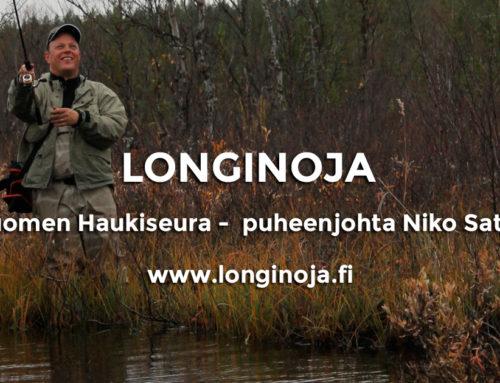 Viisi kysymystä: Haukien puolesta puhuja – Suomen Haukiseuran puheenjohtaja Niko Satto
