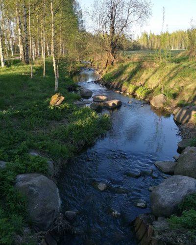 Tässä kohdin Longinojasta tulee mieleen Carcassonnen pikku puro, joka pitää rakentaa ihan pelin aluksi.