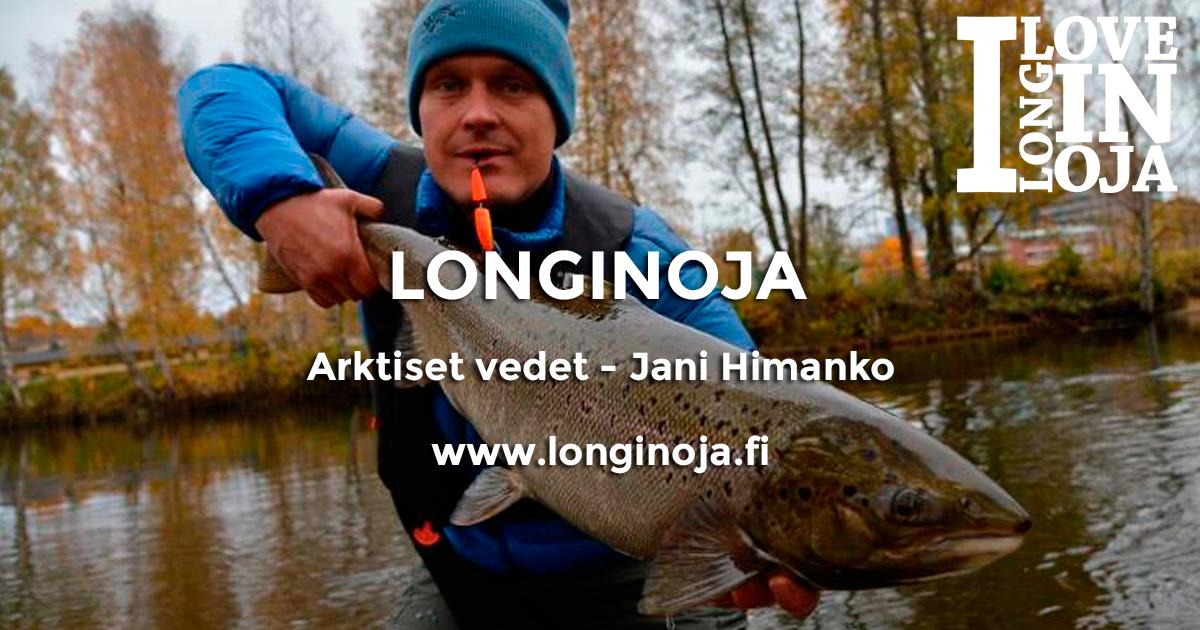 Viisi kysymystä: Arktiset Vedet - Jani Himanko - Longinoja