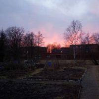 Auringonlasku 29.3.