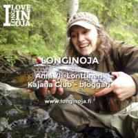 Miten harrastuksesta voi tehdä oman palkkatyönsä? Lue Anni Yli-Lonttisen haastatteluwww.longinoja.fi sivuilta.
