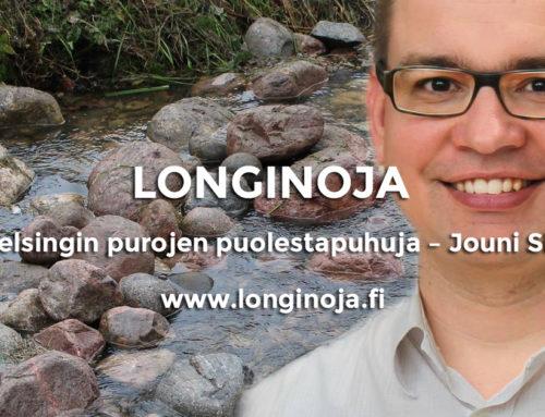 Viisi kysymystä: Itä-Helsingin purojen puolestapuhuja – Jouni Simola