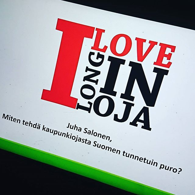 PowerPoint auki ja esitelmän tekoon. SVK:n seminaarissa tiistaina kerrotaan miten kaupunkiojasta on tehty pitkäjänteisesti Suomen tunnetuin puro.