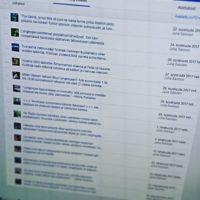 Facebook ajastuksia valmiina. taimenten kudun alkaessa päivityksiä seuraamalla tietää missä kaloja pääsee seuraamaan. Talkoot su 1.10.