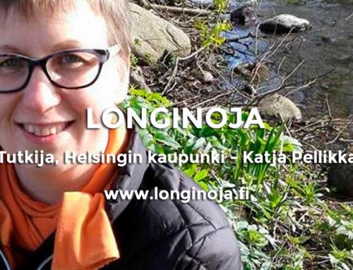 Viisi kysymystä: Tutkija, Helsingin kaupunki – Katja Pellikka
