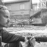 Miikka Pulliainen on tullut tutuksi Vantaanjoen jalokalojen ikuistajana. Lue hänen haastattelu http://bit.ly/2yLkuD9 .