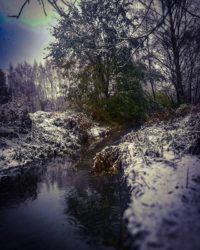 ensilumi-firstsnow-longinoja-autumnleaves-autumn-longinojasyksy-river-creek-urbannaturelovers-urbann-6