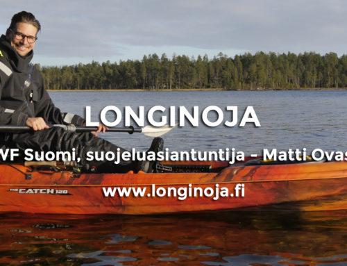Viisi kysymystä: WWF Suomi, suojeluasiantuntija – Matti Ovaska