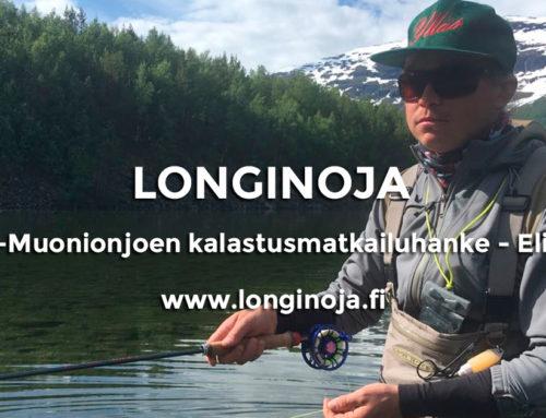 Viisi kysymystä: Tornion-Muonionjoen kalastusmatkailuhanke – Elias Teriö