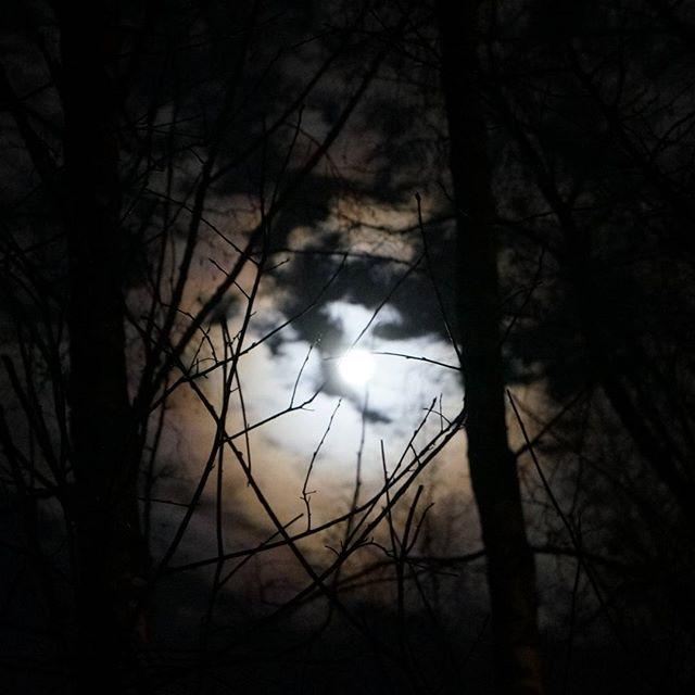 Kuu kumottavi kekrinä