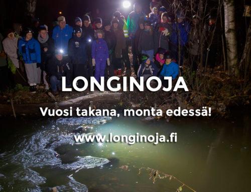 Longinoja.fi -sivujen 1-vuotis synttärit!