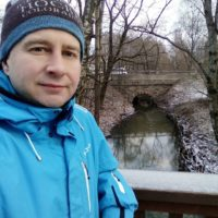 Terveisiä talviselta Longinojalta! http://longinoja.fi/2017/03/viisi-kysymysta-manu-vihtonen/