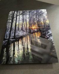 Hain näyttelyssä olleen kuvani 😀 Picked up my picture from exhibition 😀