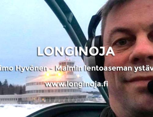Viisi kysymystä: – Malmin lentoaseman ystävä Timo Hyvönen