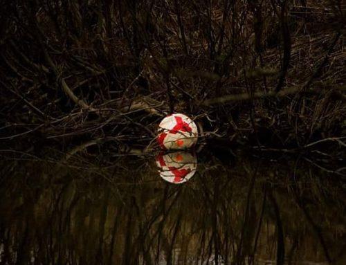 Longinojan mandariinipallo  Keneltä on pallo hukassa?