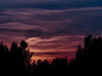 night-sky-heaven-evening-finnishnature-finland-forest-helsinki-myhelsinki-moment-love-luonto-luontok
