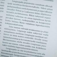 Uusimmassa Luontokuva -lehdessä Petteri Hautamaan kirjoittama juttu Vantaanjoen taimenista ja niiden valokuvaamisesta. Lopussa myös upea teksti Longinojasta kuvauspaikkana.