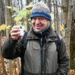 longinoja-luontopolku-avajaiset-seppo-leinonen