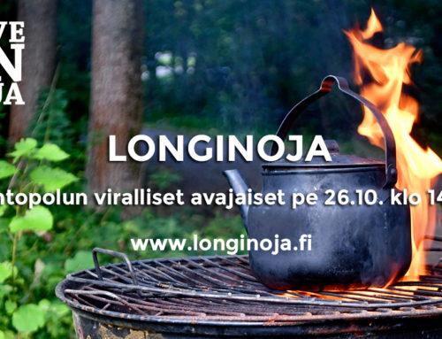 Lehdistötiedote: Helsingin Longinojalle avataan taimenten elämästä kertova luontopolku perjantaina  26.10. klo 14