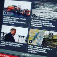 Nyt ollaan Iltasanomissa. Lue ja katso video www.longinoja.fi etusivulta.
