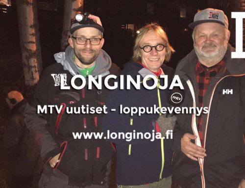 MTV Uutiset: Malmilla taimenet kutevat vanhassa jäteojassa