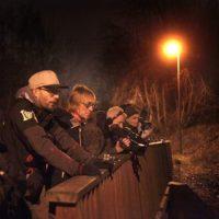 Tänään Maikkarin kympin uutisten loppu kevennyksessä ollaan näissä tunnelmissa Longinojalla. Kuva: @arskajulli