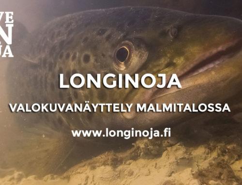 Longinojan valokuvanäyttely Malmitalolla
