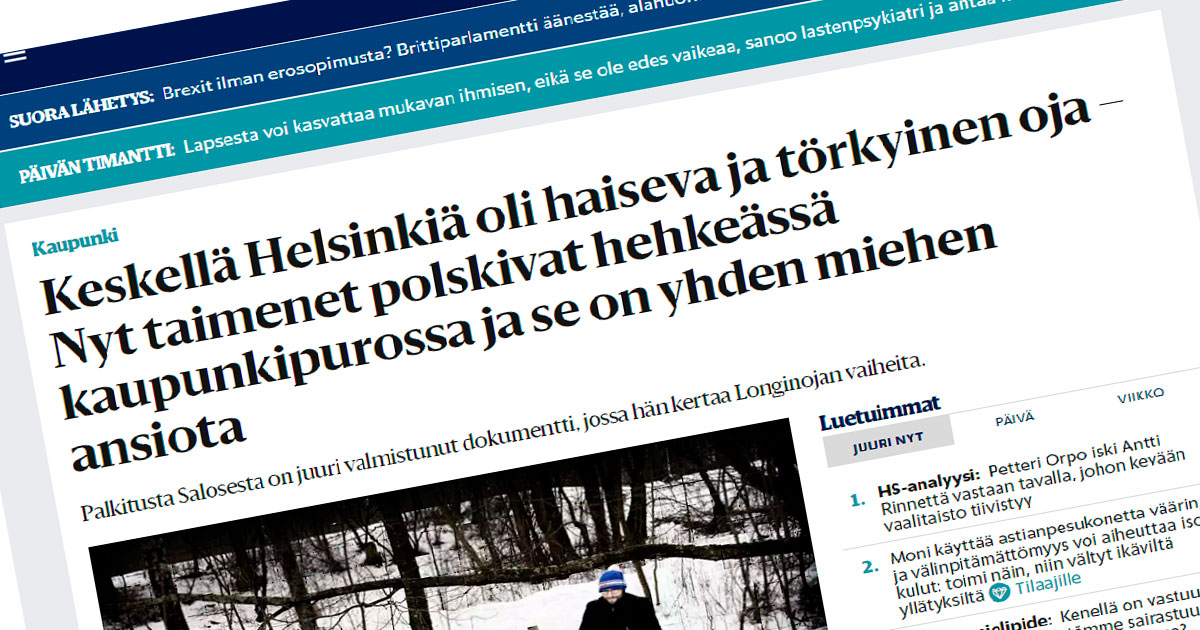 Helsingin Sanomat.Fi