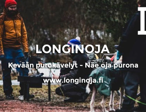 Purokävelyt Longinojalla – Tule ja näe oja purona!