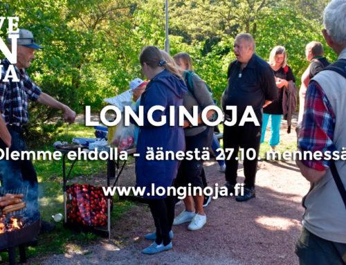 Juha Salonen ja Longinojan puroaktiivit ehdolla Vuoden vapaaehtoiseksi 2019