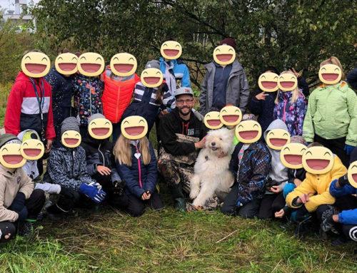 Longinojan purotalkoot 2019 yhteenveto ja kiitokset