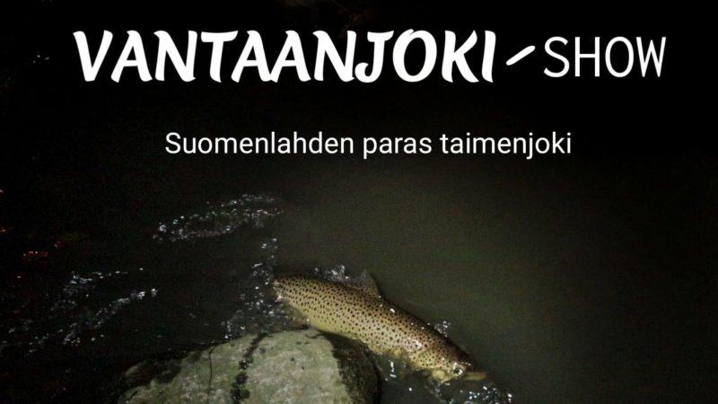 kalastajanmaailma-vantaanjoki-show
